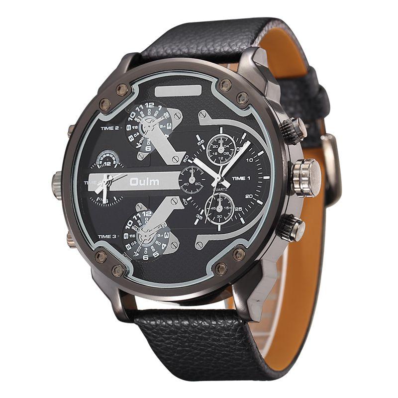 Наручные часы большого диаметра Купить часы в Украине